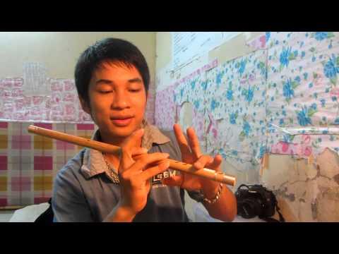 học thổi sáo p2 ( thổi hết các nốt trên sáo)