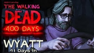 The Walking Dead: 400 Days DLC - Why Wyatt Left Eddie Behind?