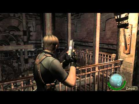 Resident Evil 4 - Part 18 - Merchants and Bats EVERYWHERE!