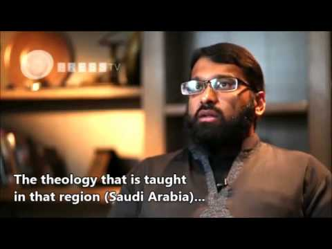 Yasir Qadhi Bad-Mouths Saudi Arabia on Iranian Press TV