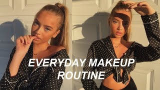 MY EVERYDAY MAKEUP ROUTINE // EMMA ELLINGSEN