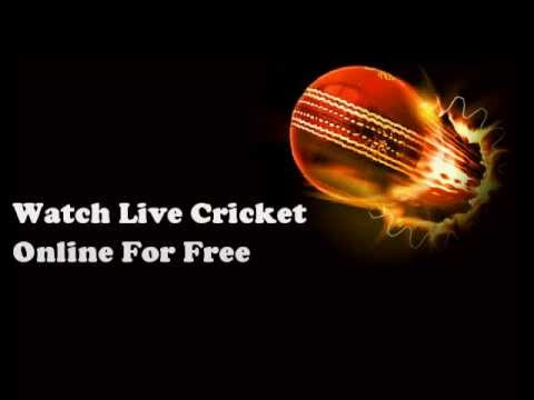 live cricket match watch online free