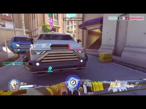 Overwatch honzo gameplay