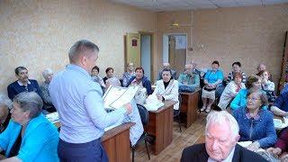 Совет ветеранов в Артёме работает уже более 30 лет