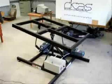 Ckas 2dof Or 6dof Motion Simulator For Rfactor Or Fsx 3
