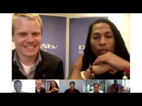 Big Brother Africa Hangout with Angelo