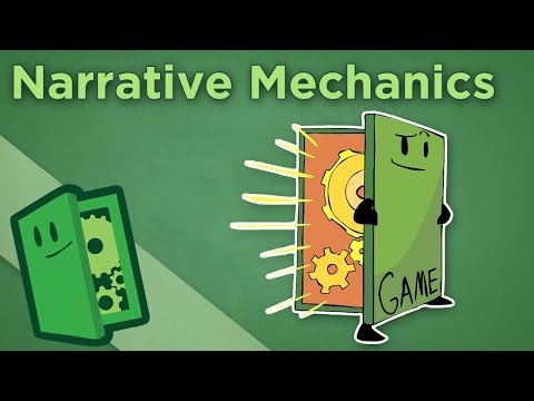 Extra Credits: Narrative Mechanics