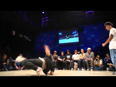 Hip Opsession 2013 Best 16 Bboying 1Vs1 - Vicious Victor Vs Exact