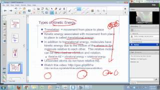 General Chemistry Lecture: Energy, Part 2