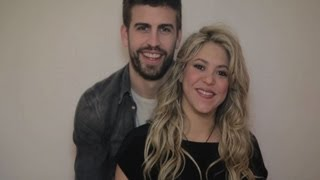 Shakira And Gerard Piqué's Virtual Baby Shower