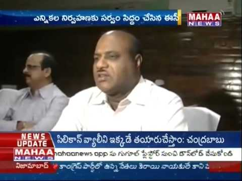 Vijayanagar Ready To Election Polls -Mahaanews