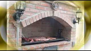Cooking | parrilla argentina de ladrillo | parrilla argentina de ladrillo