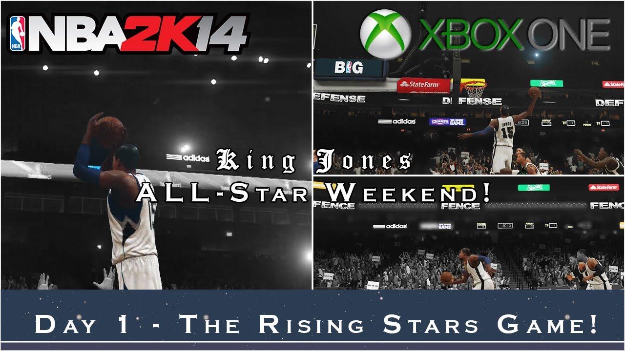 rising star games youtube