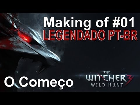 The Witcher 3 Wild Hunt - The Beginning [legendado Pt Br 1080p]