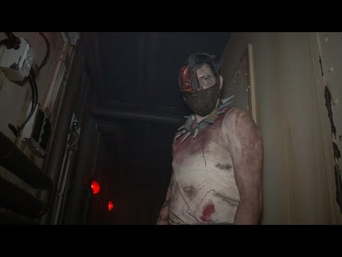 CNET News - Movie World brings The Evil Within to life