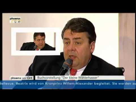 SPD-Chef Gabriel bestätigt: Psychiatrisierung und Geheimakten sind ein politisches Mittel !!
