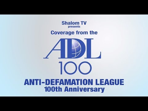 Leon Panetta at the ADL 100th Anniversary Conference!