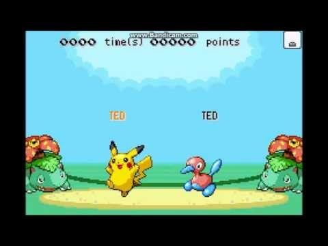 Pokemon FireRed Leaf Green: Pokemon Jump