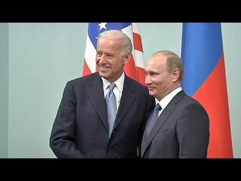 Ucrânia: Casa Branca anuncia visita de Joe Biden a Kiev