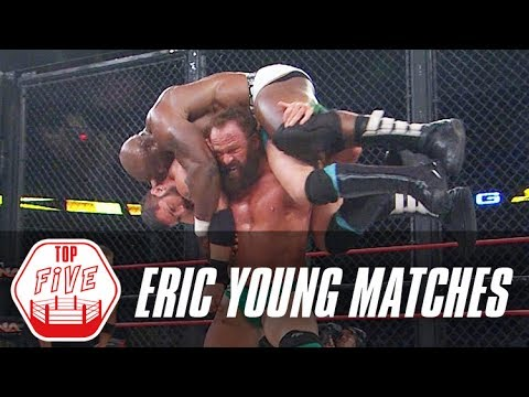 Eric Young's Most Incredible TNA Matches | Fight Network Flashback