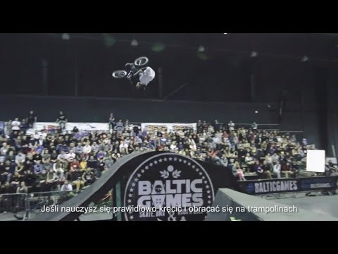 JUMPCITY x Baltic Games - Winter Session 2014
