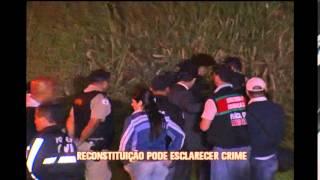 Pol�cia reconstitui crime envolvendo militares em terreno da Copasa