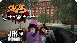 [Ultra Violence - Ep. 3 - JFK- Reloaded - Who Killed Tommy's Boy?]