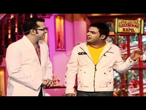 Rahul Mahajan SPECIAL in Comedy Nights with Kapil 18th January 2014 FULL EPISODE