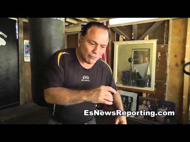 muhammad ali was special changed the life of sparring partner EsNews Boxing