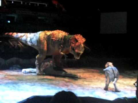 Walking with Dinosaurs - T-REX