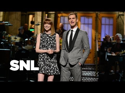 Andrew Garfield Monologue - Saturday Night Live