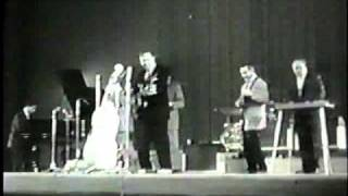 Bill Haley & His Comets - Corinne Corinna Wiesbaden Germany 1958