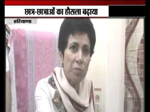 Kumari Selja assures slum dwellers