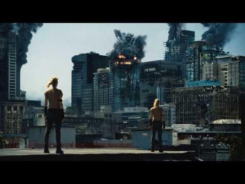 Steve Sanders - The Revenge (Music video)))