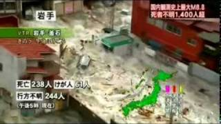JAPAN EARTHQUAKE TSUNAMI UFO OVER ISRAEL ARE THIS SIGNS OF