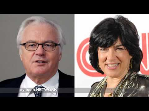 Vitaly Churkin replies to CNN anchor Christiane Amanpour