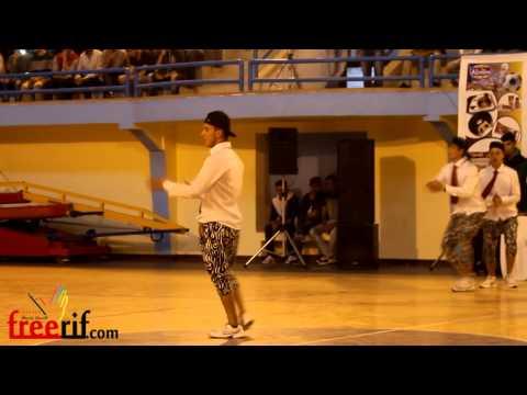 فرقة ريف دانس Rif Dance من الحسيمة