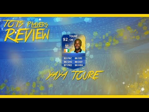 FUT14 | TOTS Review | Yaya Touré (MC : 92) ! [FR]