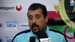 بالفيديو.. مدرب اتحاد طنحة : تسيدنا مباراة الجيش الملكي ويجب أن نتقبل الهزيمة | قنوات أخرى