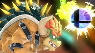 Who Can Knock Down Giga Bowser With Their Final Smashes in Super Smash Bros Ultimate? All Characters