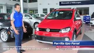 Volkswagen Crossfox 2014 Por Autosyucatan.com