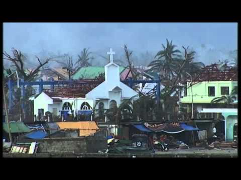 Typhoon Haiyan: on the aid trail