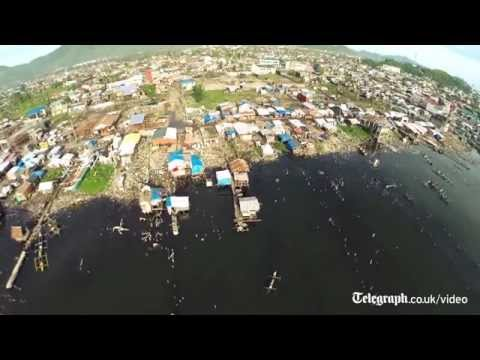Tacloban's battle to rebuild six months on from Typhoon Haiyan