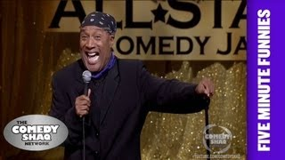 Paul Mooney: Black Ghosts