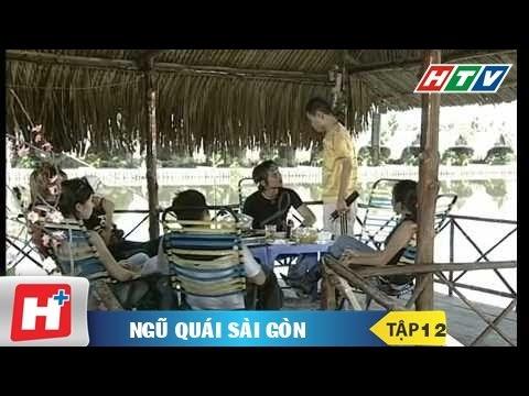 Ngũ quái Sài Gòn - Tập 12 | Phim Hành Động Việt Nam Mới Nhất Hay Nhất 2016