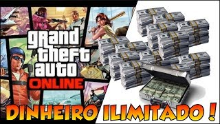 (PS3)GTA V ONLINE 1.09 DINHEIRO ILIMITADO NO GTA 5
