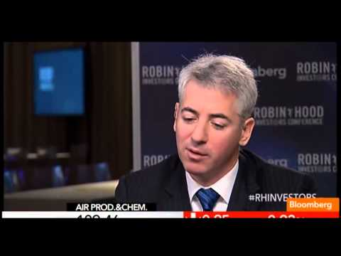 Bill Ackman Robin Hood Conference Bloomberg Interview 2013