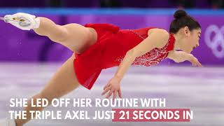 Who is Mirai Nagasu? First American woman skater lands risky triple axel in the Olympics