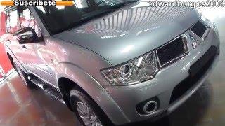 Mitsubishi Nativa 2013 Colombia Video De Carros Auto Show