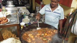 Chilli Chicken | Fried Rice | Chowmein at Dacres Lane Kolkata | Indian Street Food Loves you